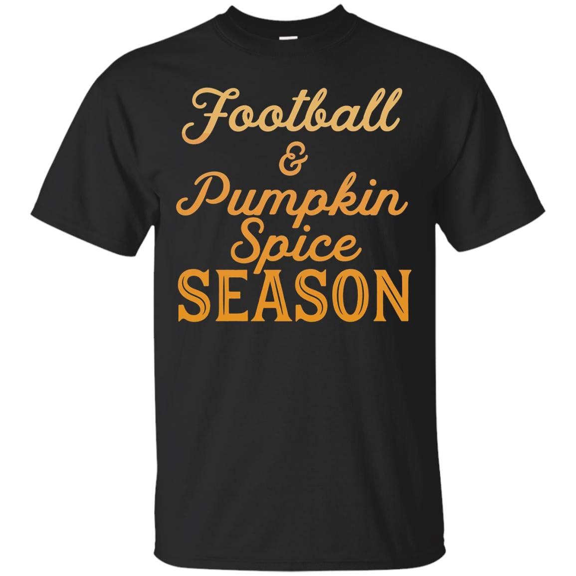 Football and Pumpkin Spice Season