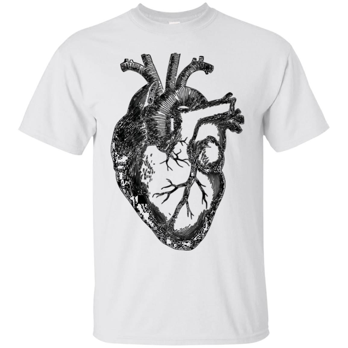Cardiologist Shirt, Heart Doctor , Anatomical Heart Shirt