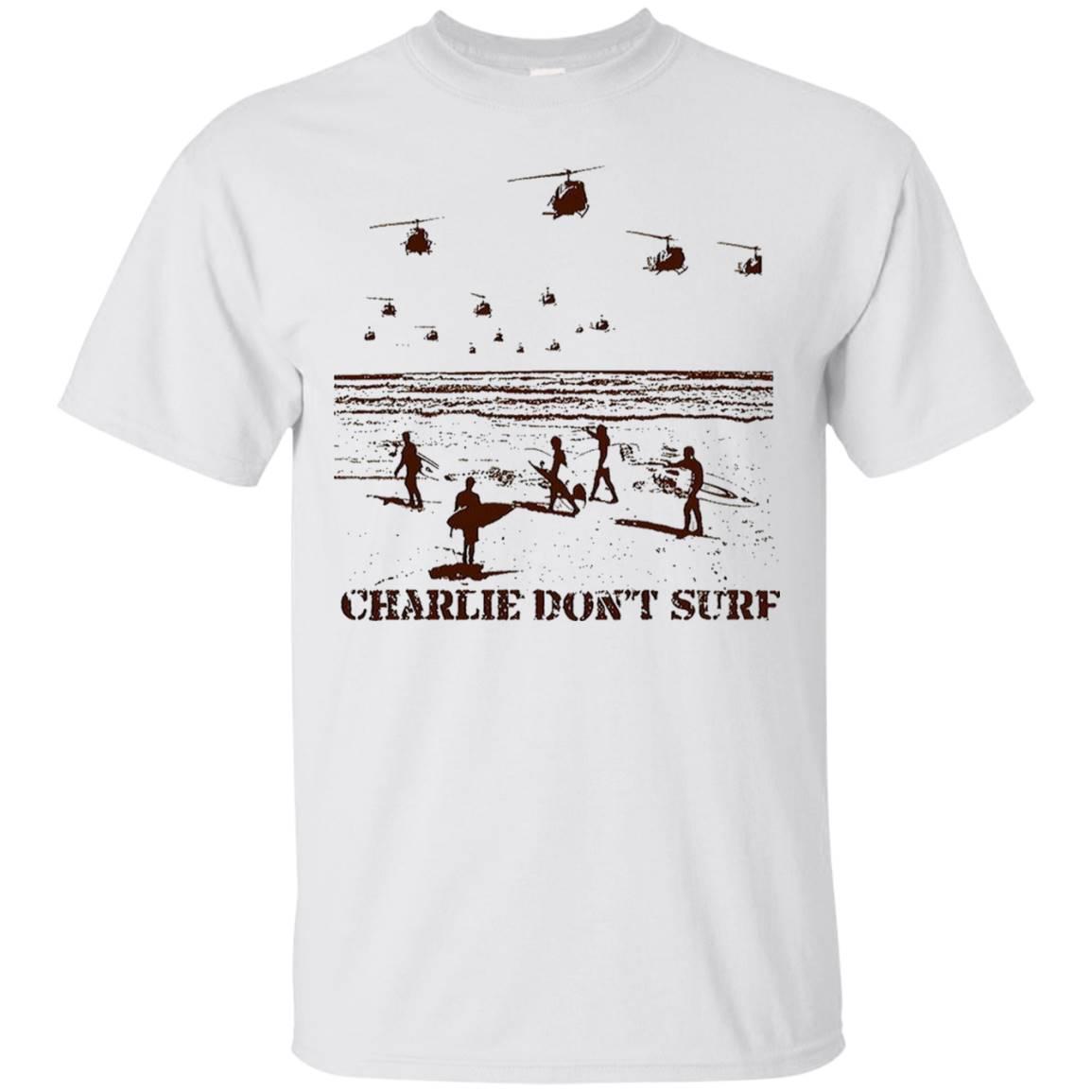 Charlie Don't Surf TShirts