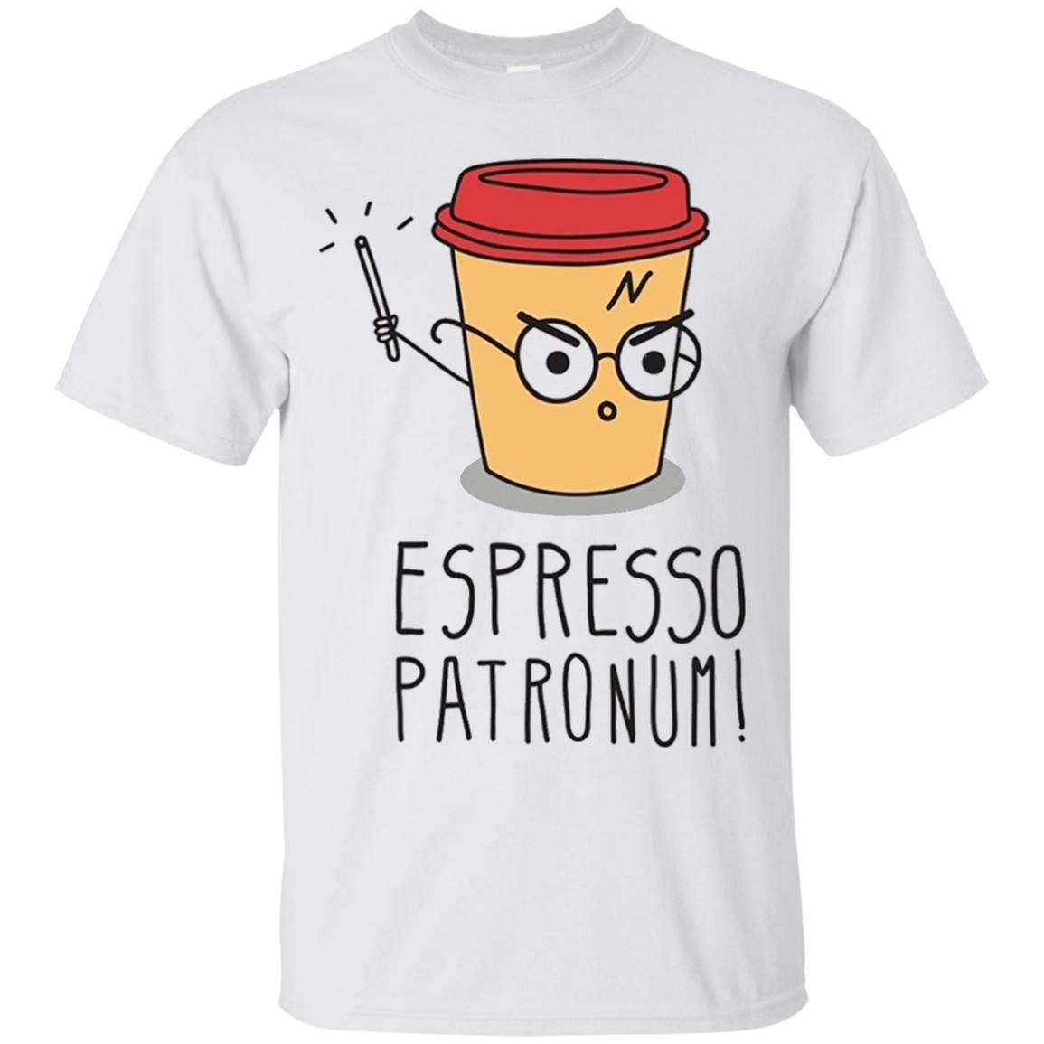 Espresso Patronum Coffe T-Shirt