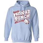 Refreshing Throat Punch America Flag T-Shirt