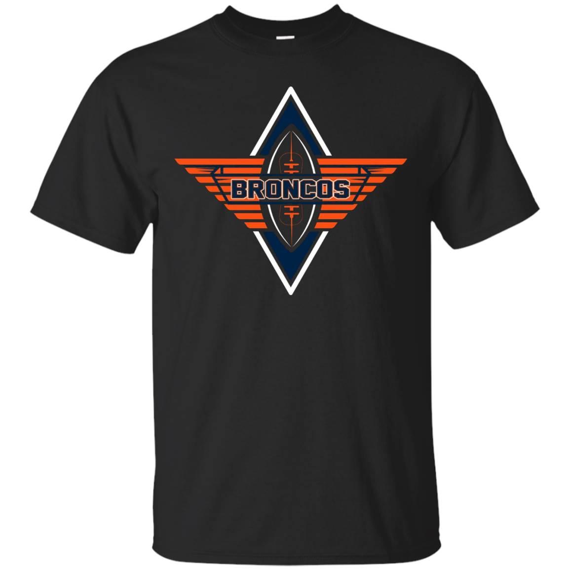 Apparel Sports Gear Football Tshirt Avatar Broncos