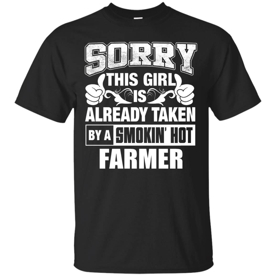 Farmer Shirt – Cool Shirt for Farmer Girlfriend, Wife