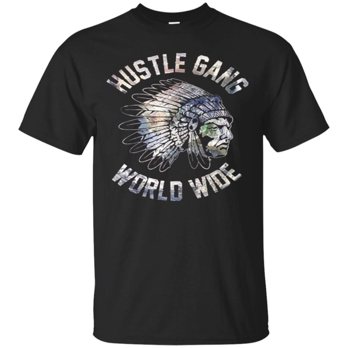 Hustle Gang T Shirt