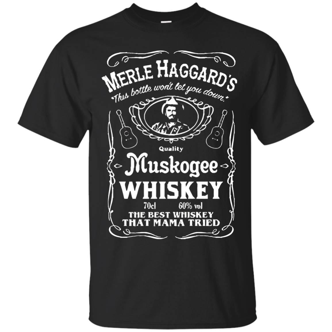 merle haggard's muskogee whiskey