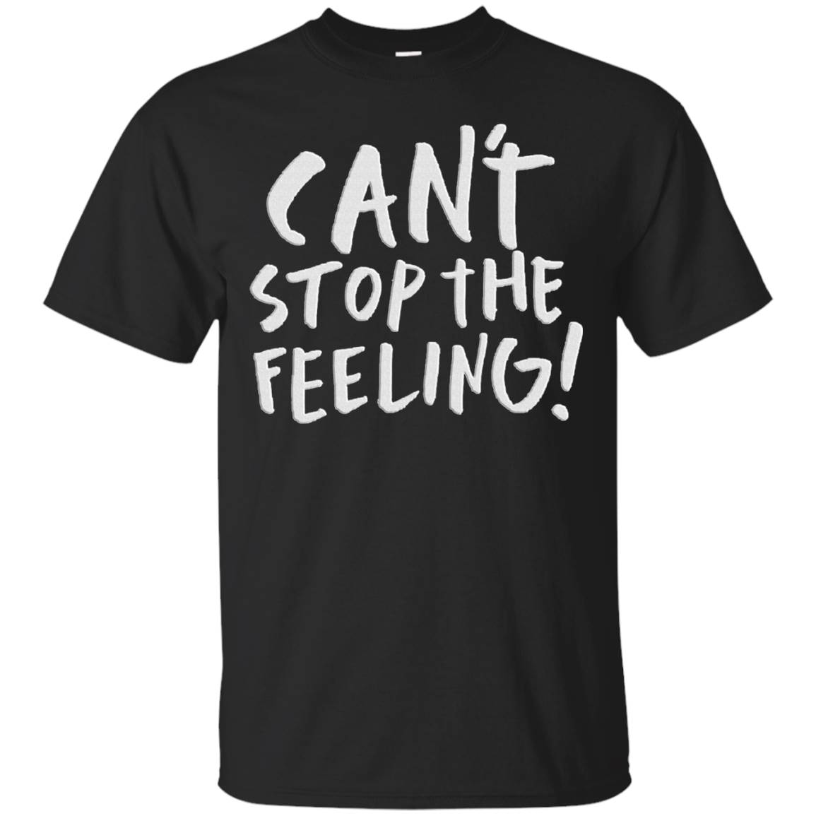 Can't stop the feeling shirt