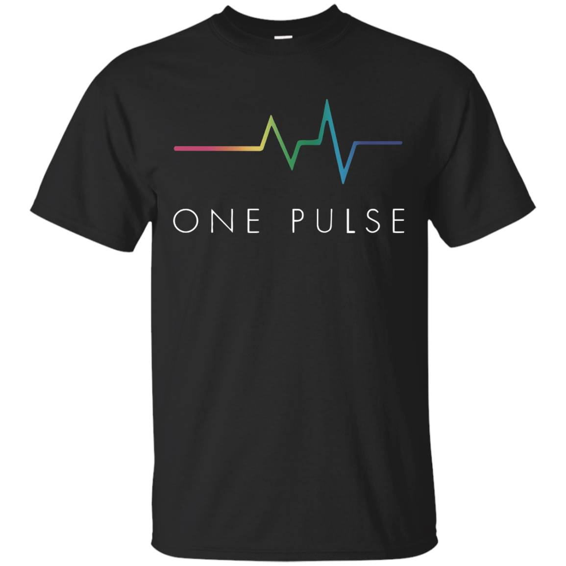 One Pulse Heart Orlando Strong T-shirt Transgende LGBT Pride