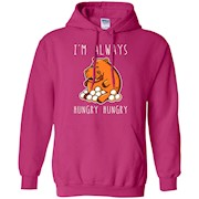 I'm Always Hungry Hungry – Hungry Hippo T-Shirt