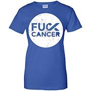 Fuck Cancer Fck Cancer Men's T Shirt F ck cancer shirts