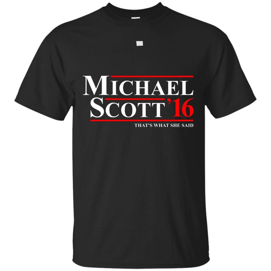 Michael a Scott 2016 T-shirts