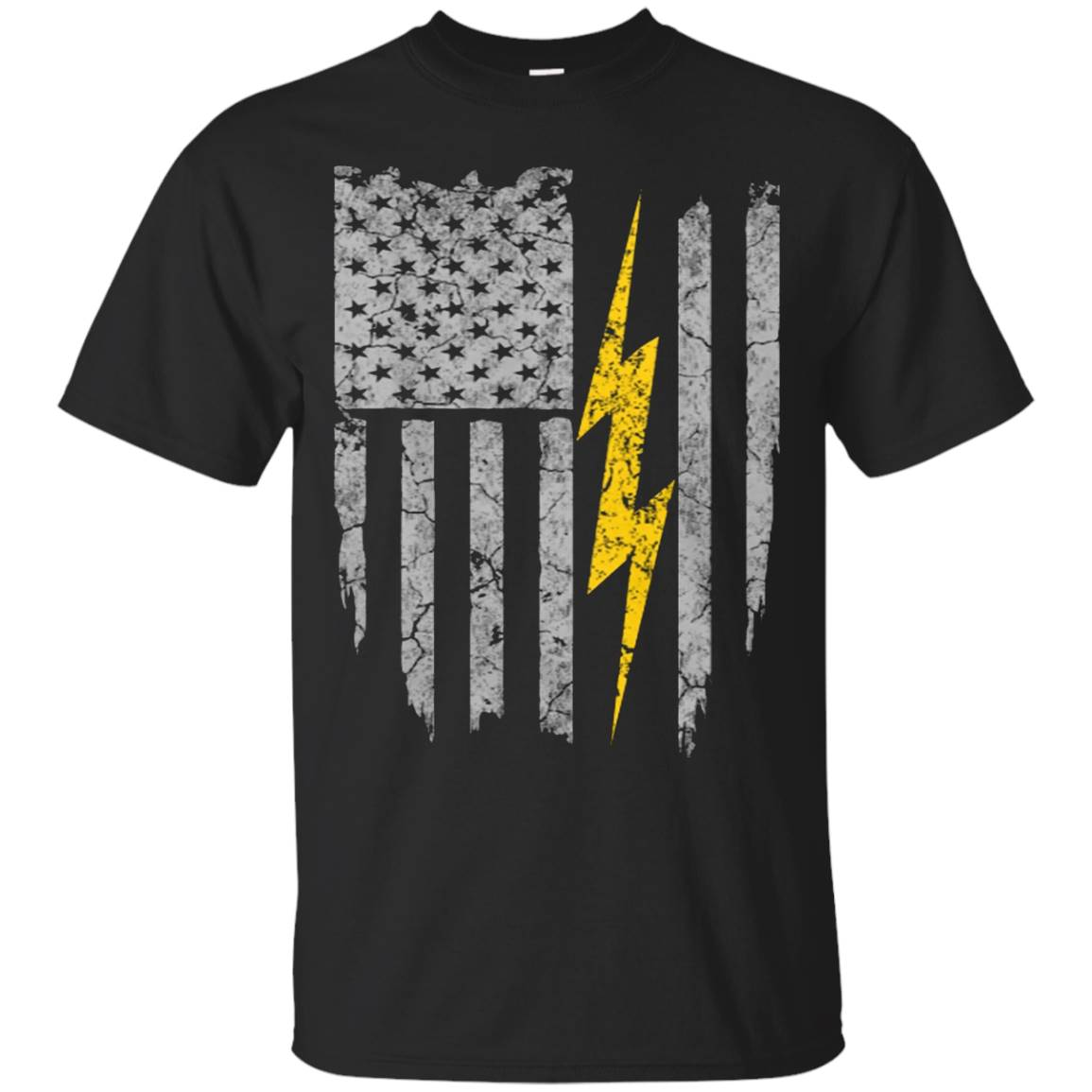 Electrician t shirt – Electrician-Flag Ltd.