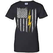 Electrician t shirt – Electrician-Flag Ltd.