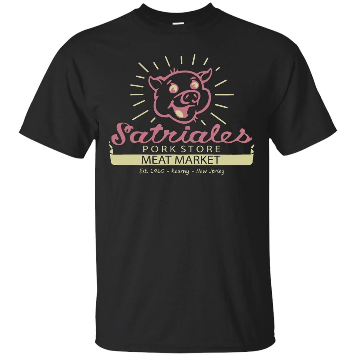 Satriales Pork Store Shirt