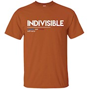 Indivisible T-Shirt Together Our Voices Will Carry