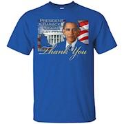 President Barack Obama Thank You Keepsake Farewell T-Shirt