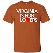 Virginia Is For Lovers T-shirt – T-Shirt