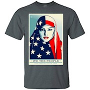 we the people are greater than fear – T-Shirt