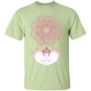 Buddha T-shirt , Buddha Lotus – T-Shirt