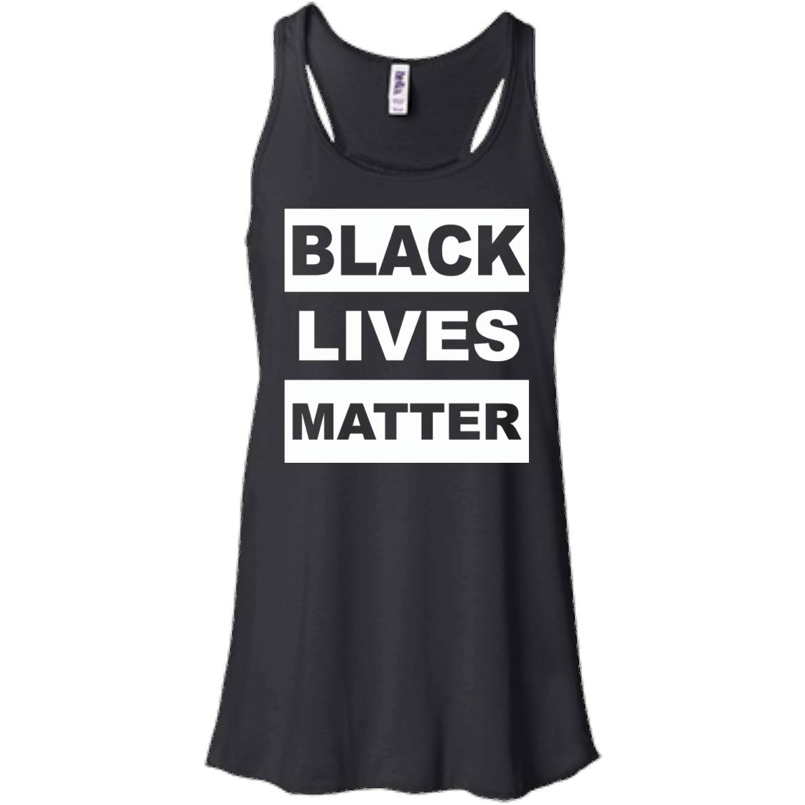 Black Lives Matter T-shirt – Women Tank