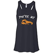 Lobster You're My Lobster T-shirt – Women Tank