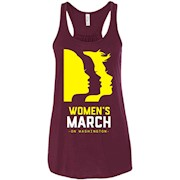 Women's March On Washington Shirt OUR BODIES OUR MINDS – Women Tank