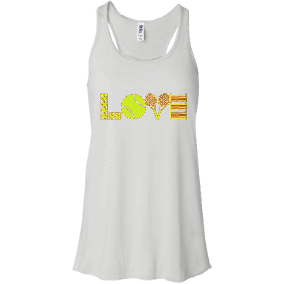 I Love Tennis T-Shirt – Women Tank