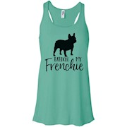 Pardon My Frenchie shirt, french bulldog tee, funny dog tee – Women Tank
