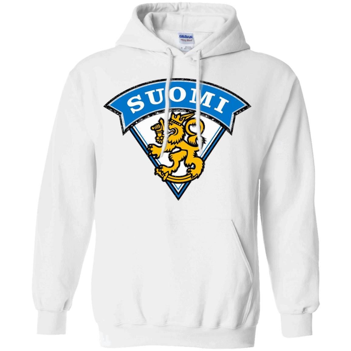 International Hockey Finland – Suomi – Hoddie