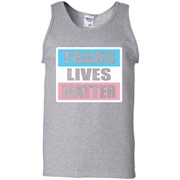 LGBT TransPride Shirts, Trans Lives Matter – Tank Top