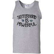 Sisterhood is Powerful shirt feminism pride teeshirt – Tank Top
