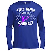 This mom loves her gymnast – Long Sleeve Tee