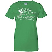 Birthday Shirt 1977 Year – Vintage 1977 Aged to Perfection – T-Shirt