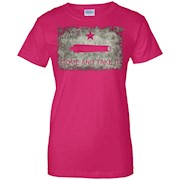 Historical Vintage Texas Come and Take it Flag T Shirt – T-Shirt