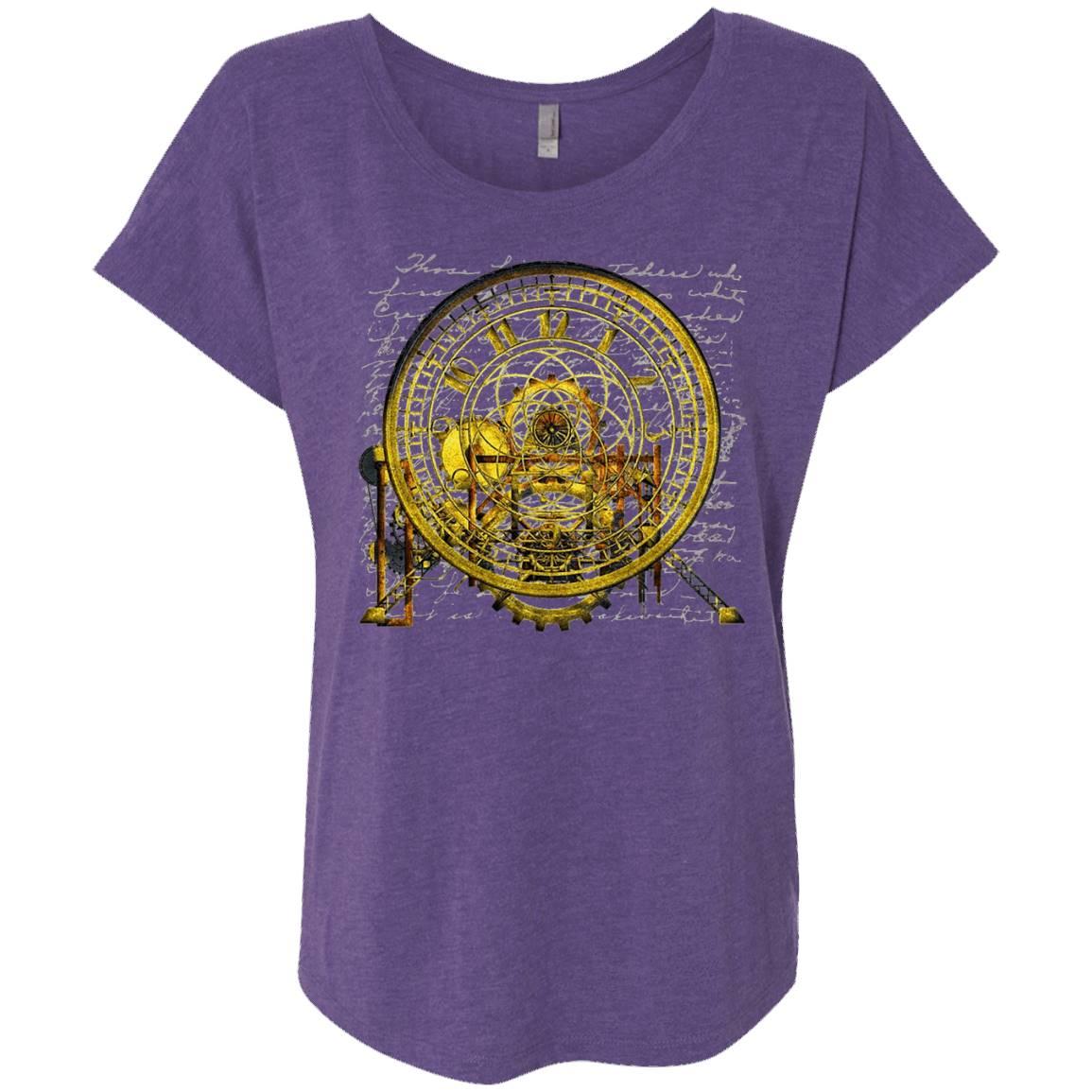 Steampunk Vintage Time Machine No.2 T-Shirts