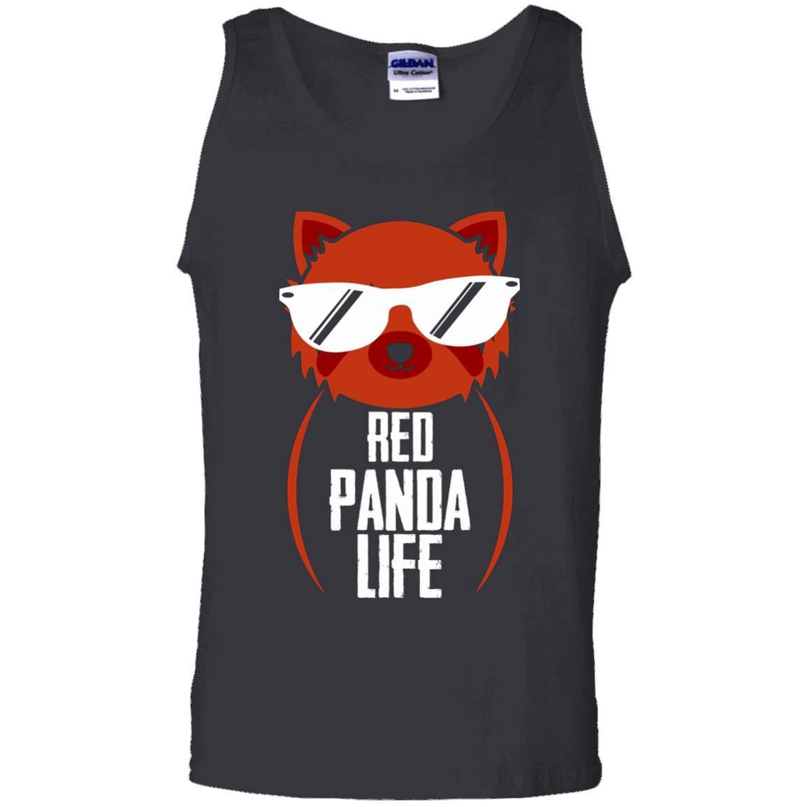 Red Panda Shirt – Red Panda Life Shirt – Tank Top