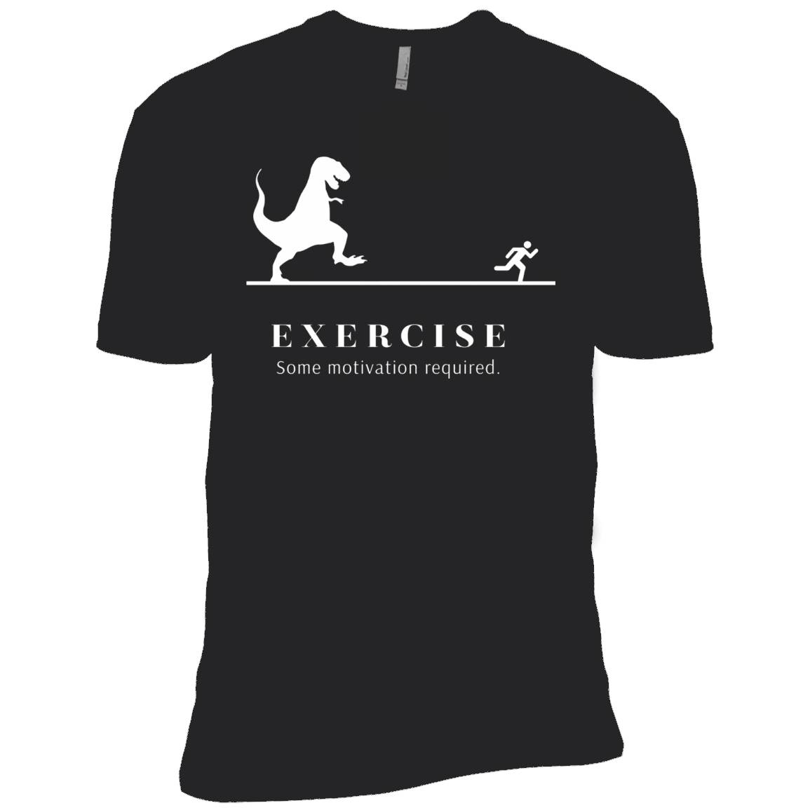 Exercise T-Shirt Some Motivation Required Cool Fashion