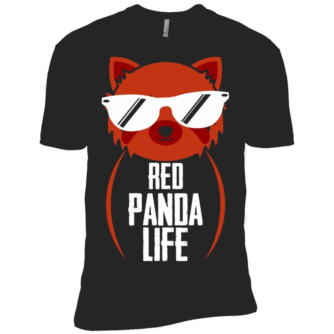 Red Panda Shirt – Red Panda Life Shirt – T-Shirt