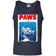 Paws Cat Kitten Meow Parody – Cat And Mouse Shirt – Tank Top