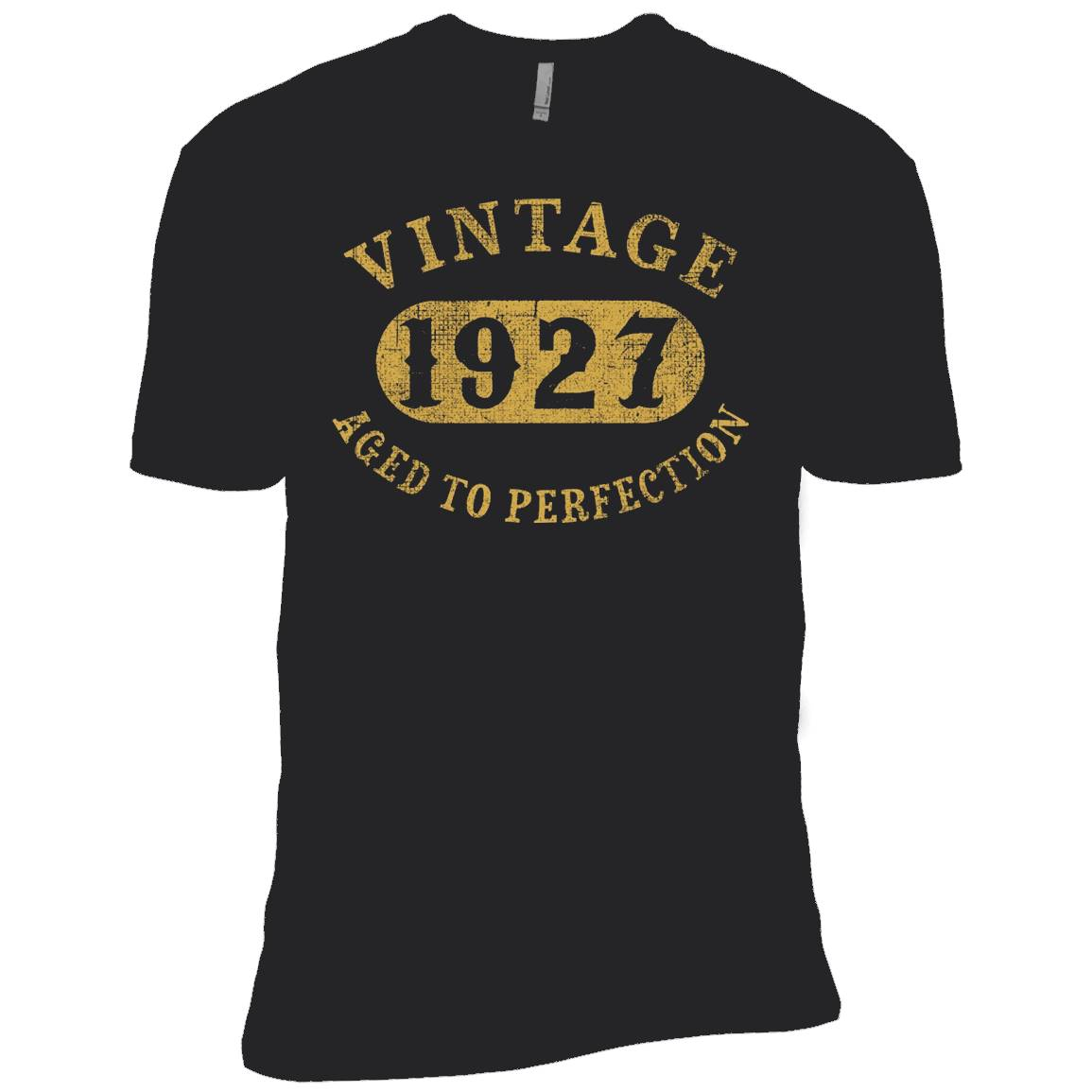 90 years old 90th Birthday B-day Gift Vintage 1927 T-Shirt