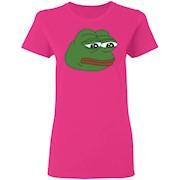 Pepe Frog Meme T-Shirt