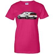 4bangR – JDM Honda CR-X crx funny b16 b18 vtec T-Shirt