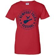 Newport Folk Festival Tee Shirt