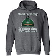 Big Green Egg T-Shirt the best of Big Green Egg accessories T-Shirt