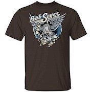 BOB SEGER NIGHT MOVES Classic Rock Music Vintage T-Shirt