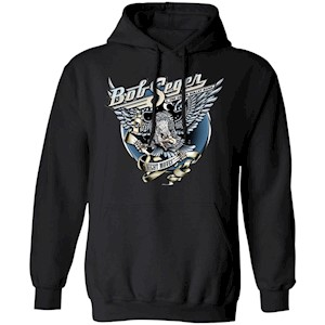 BOB SEGER NIGHT MOVES Classic Rock Music Vintage – Pullover Hoodie